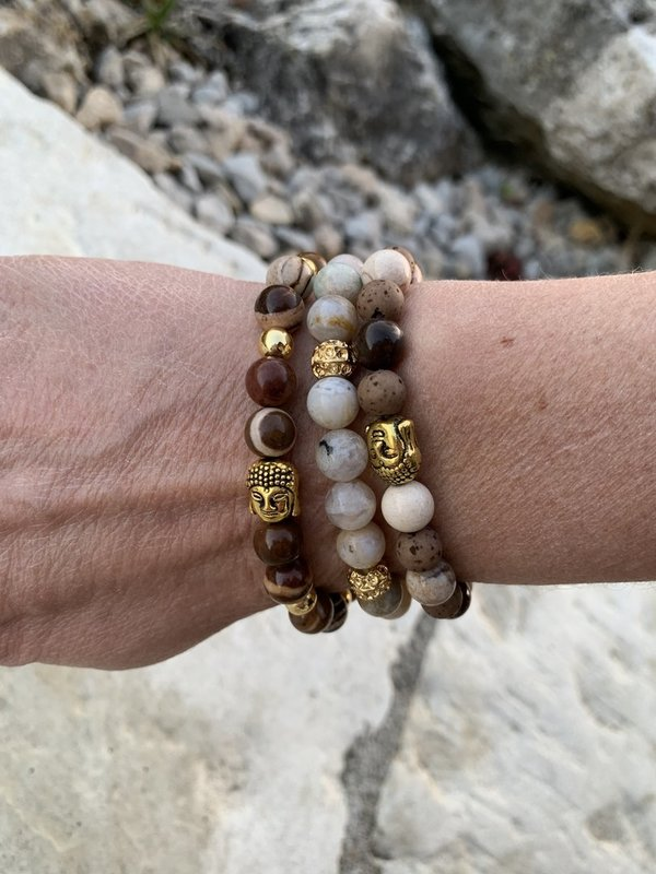 Amour de Perles Brown Armcandy (Mitte)